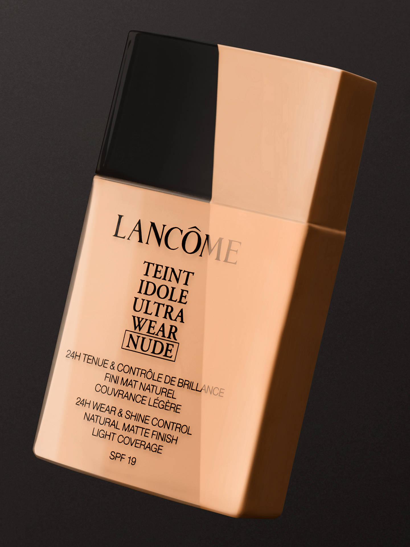 Lancôme Teint Idole Ultra Wear Nude Foundation SPF 19, 005 Beige Ivorie