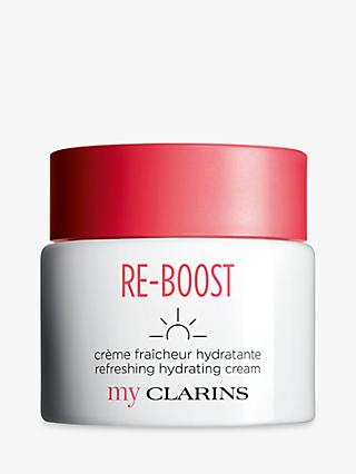 Clarins My Clarins RE-BOOST Refreshing Hydrating Cream, All Skin Types, 50ml