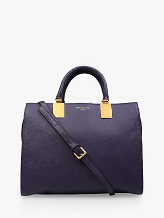 630cd1770d90 Kurt Geiger Emma Leather Tote Bag