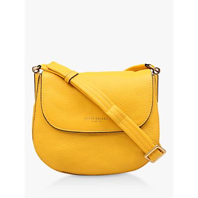 Kurt Geiger London Emma Small Leather Saddle Bag