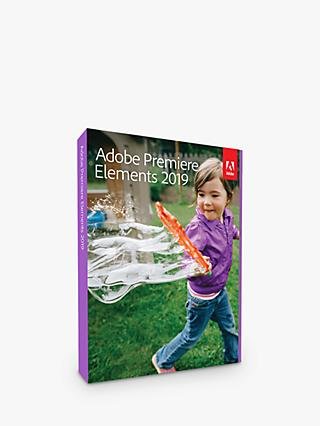 Adobe Premiere Elements 2019, Video Editing Software
