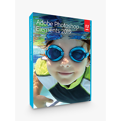 Adobe Photoshop Elements 2019, Photo Editing Software