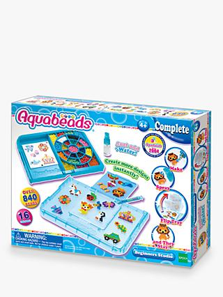 Aquabeads Complete Beginners Studio