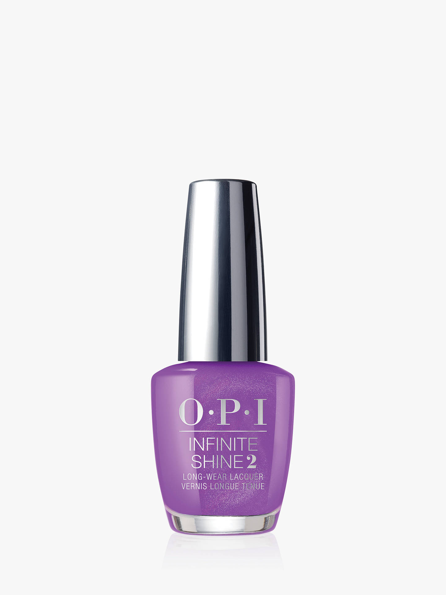 BuyOPI Infinite Shine Nail Lacquer Tokyo Collection, Samurai Breaks A Nail Online at johnlewis.com