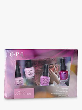 OPI Nail Lacquer Tokyo Collection, Mini 4 Pack