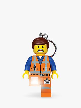LEGO THE LEGO MOVIE 2 Emmet LED Lite Keyring
