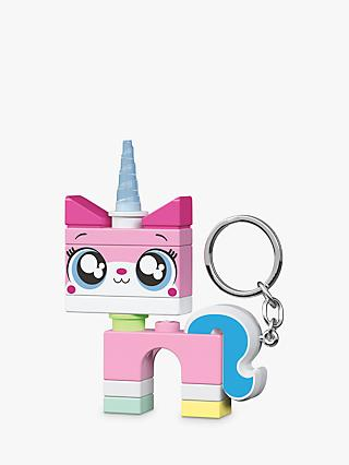 LEGO THE LEGO MOVIE 2 UniKitty LED Lite Keyring