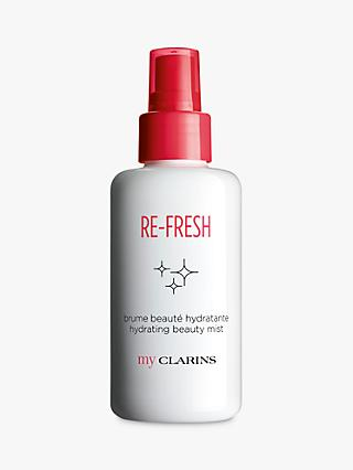 Clarins My Clarins RE-FRESH Hydrating Beauty Mist, 100ml