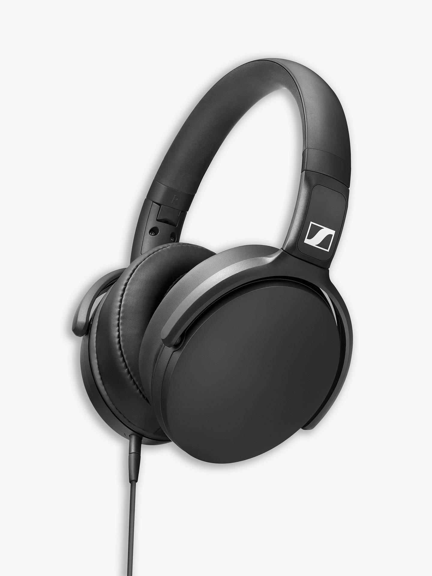 buying new sneakers huge sale Sennheiser HD 400S Over-Ear Headphones with Mic/Remote, Black at ...
