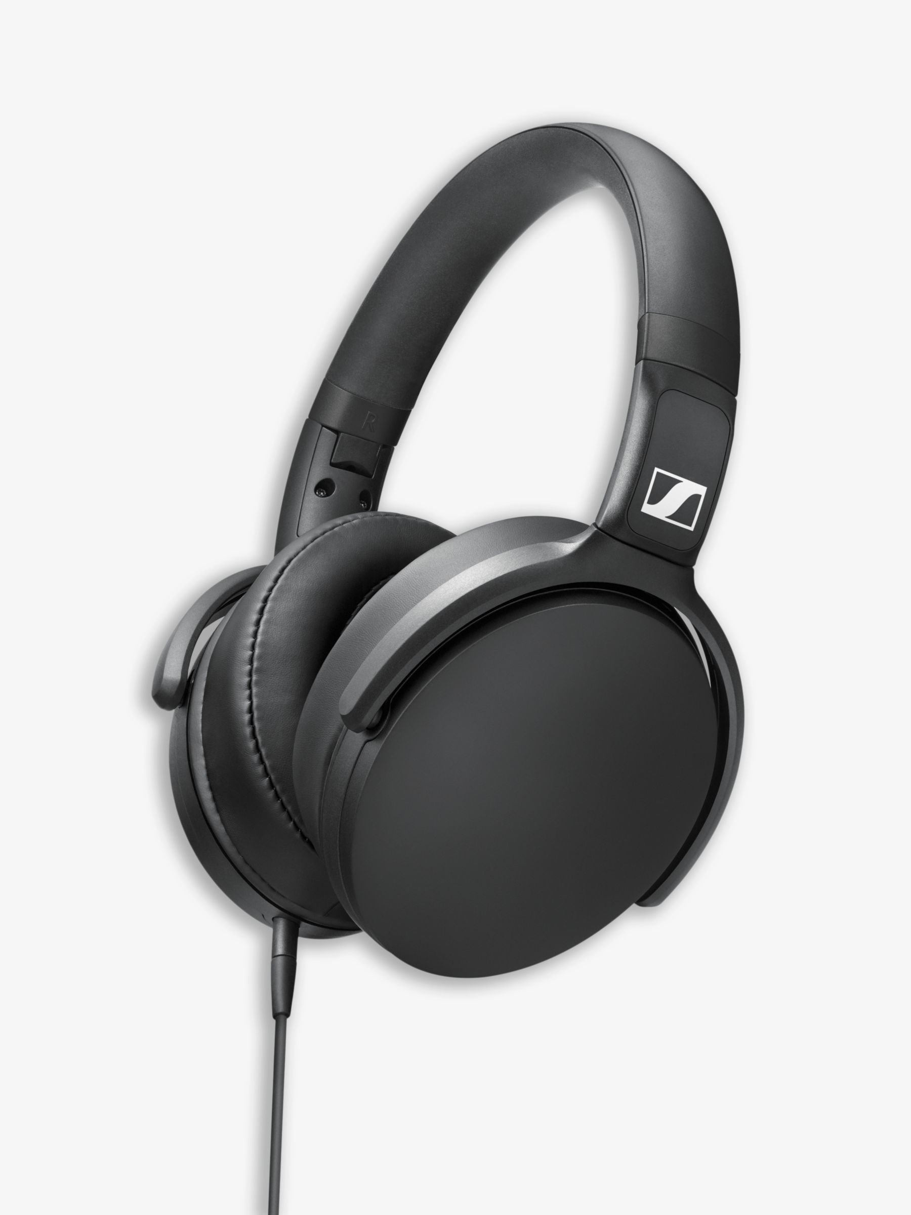 Sennheiser Sennheiser HD 400S Over-Ear Headphones with Mic/Remote, Black