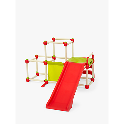 Plum Lil' Monkey Climb N' Slide Olympus