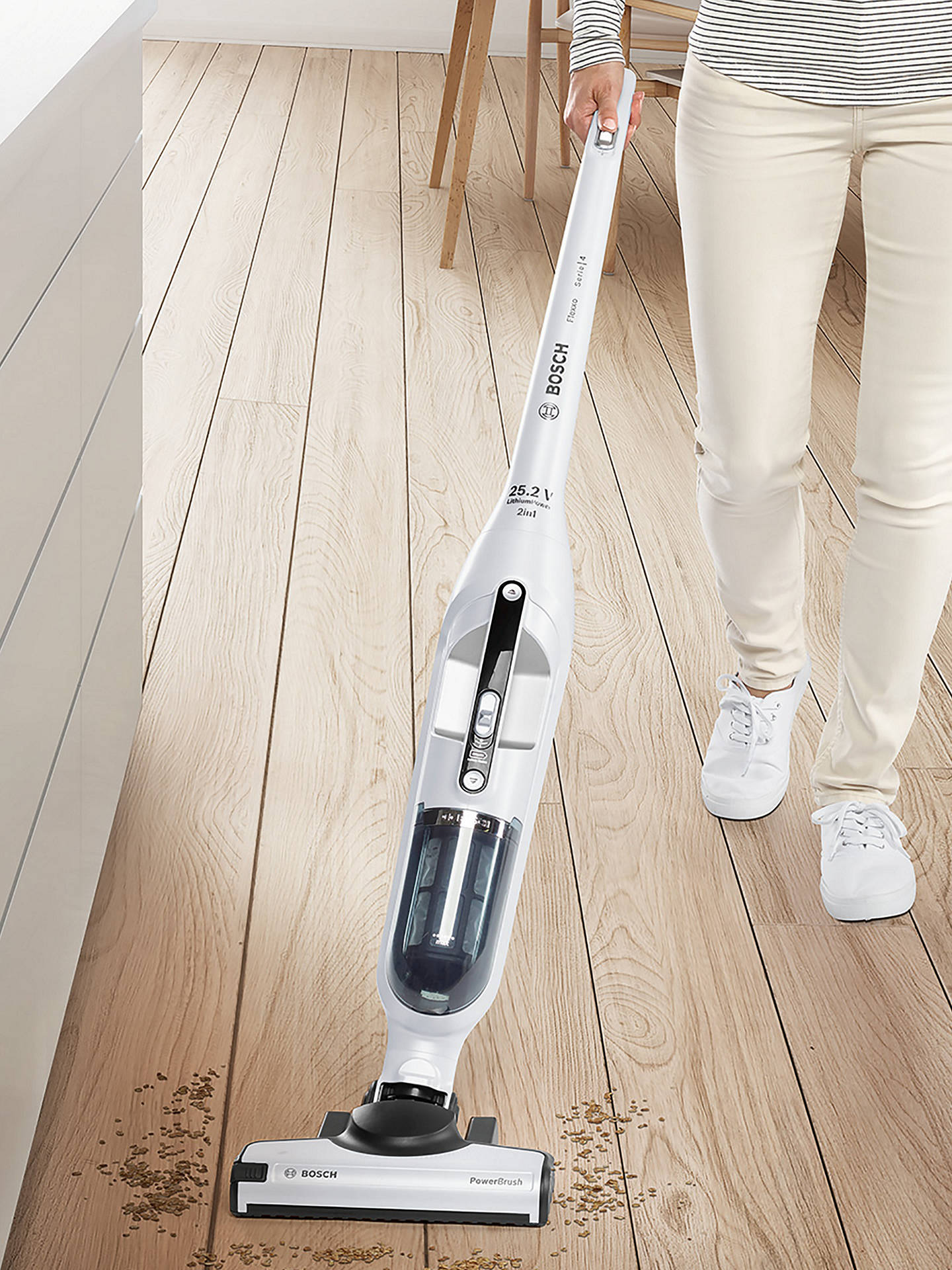 bosch 100 collection flexxo vacuum cleaner