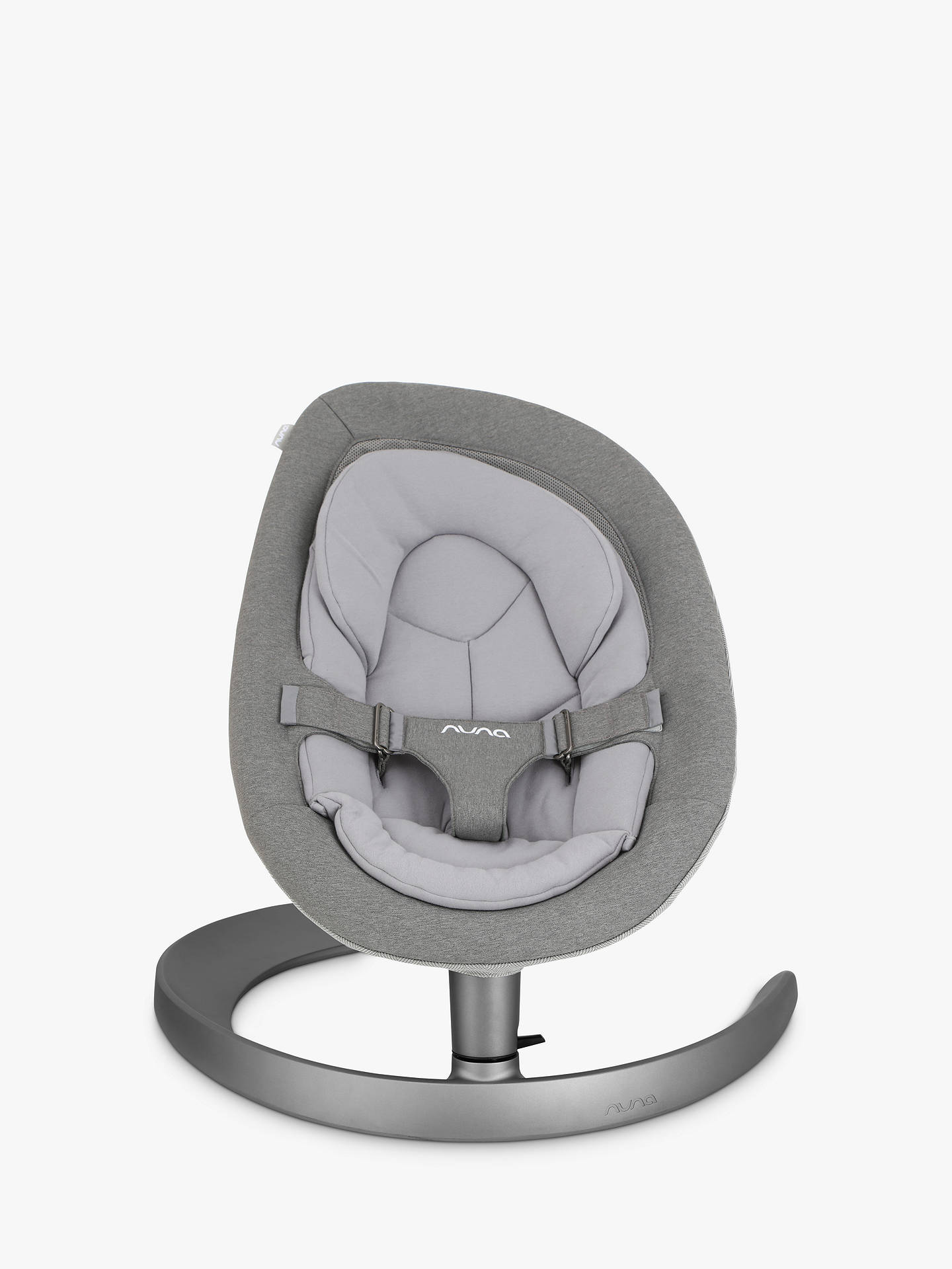 Buy Nuna Leaf Grow Oxford, Grey Online at johnlewis.com