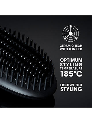 Buy ghd Glide Professional Hot Brush Online at johnlewis.com
