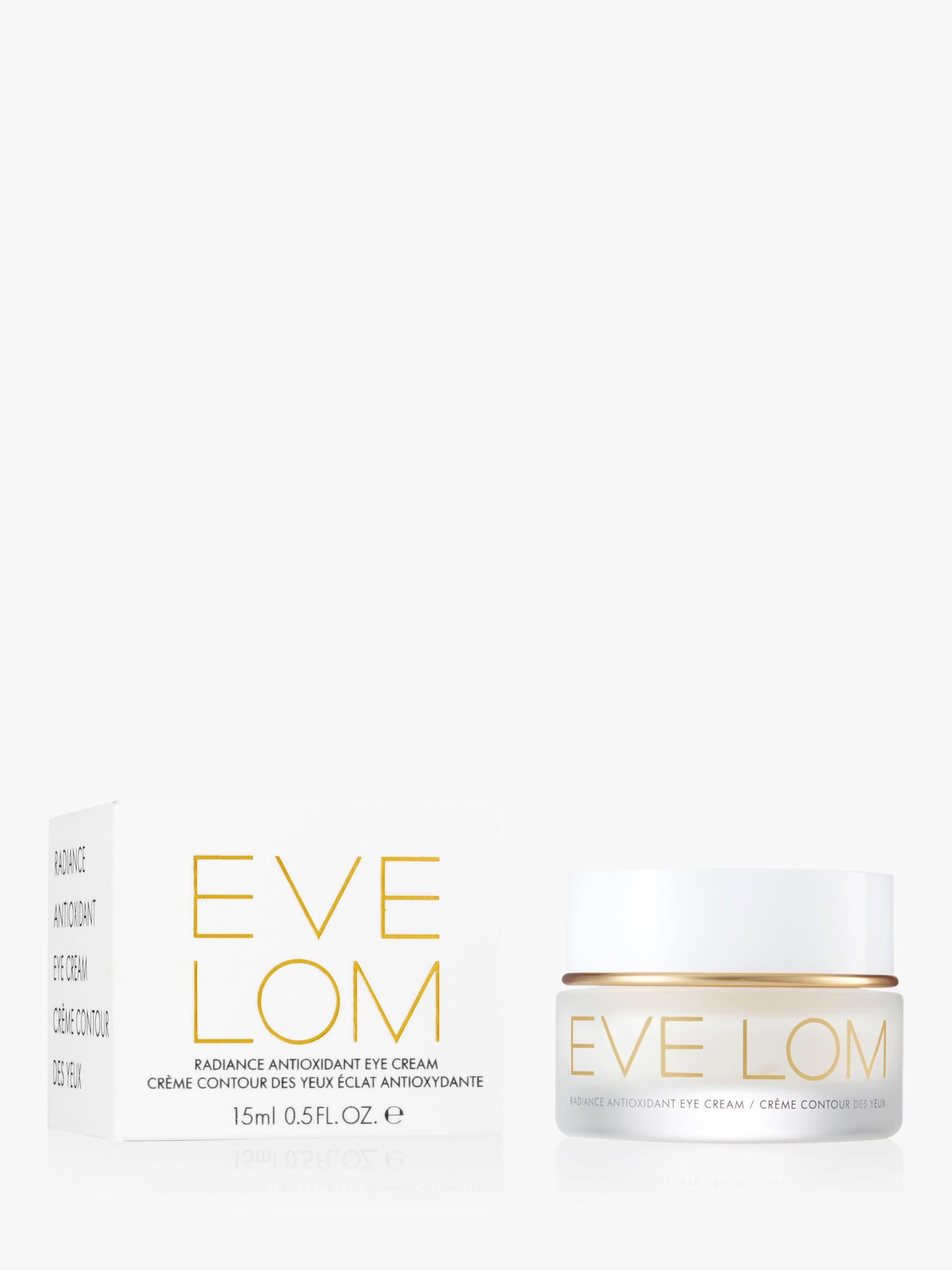 Eve Lom Eve Lom Radiance Antioxidant Eye Cream, 15ml
