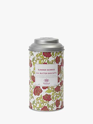 Whittard Summer Berries All Butter Biscuits, 150g