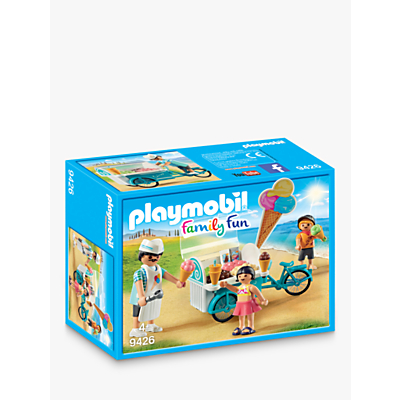 Playmobil Family Fun 9426 Ice Cream Cart