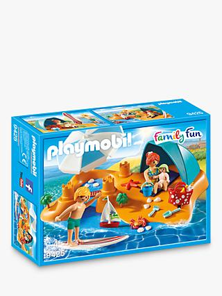 Playmobil Family Fun 9425 Family At The Beach
