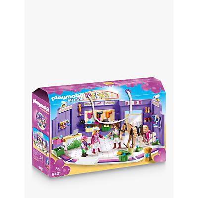 Playmobil City Life 9401 Horse Tack Shop