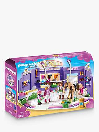 Playmobil City Life 9401 Horse Tack Shop