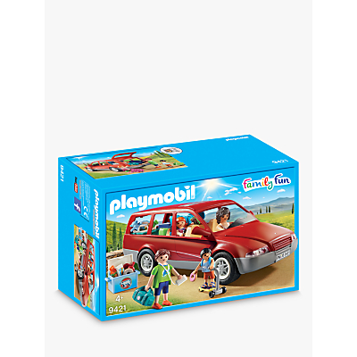 Playmobil Family Fun 9421 Family Car