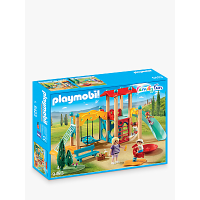 Playmobil Family Fun 9423 Park Playground