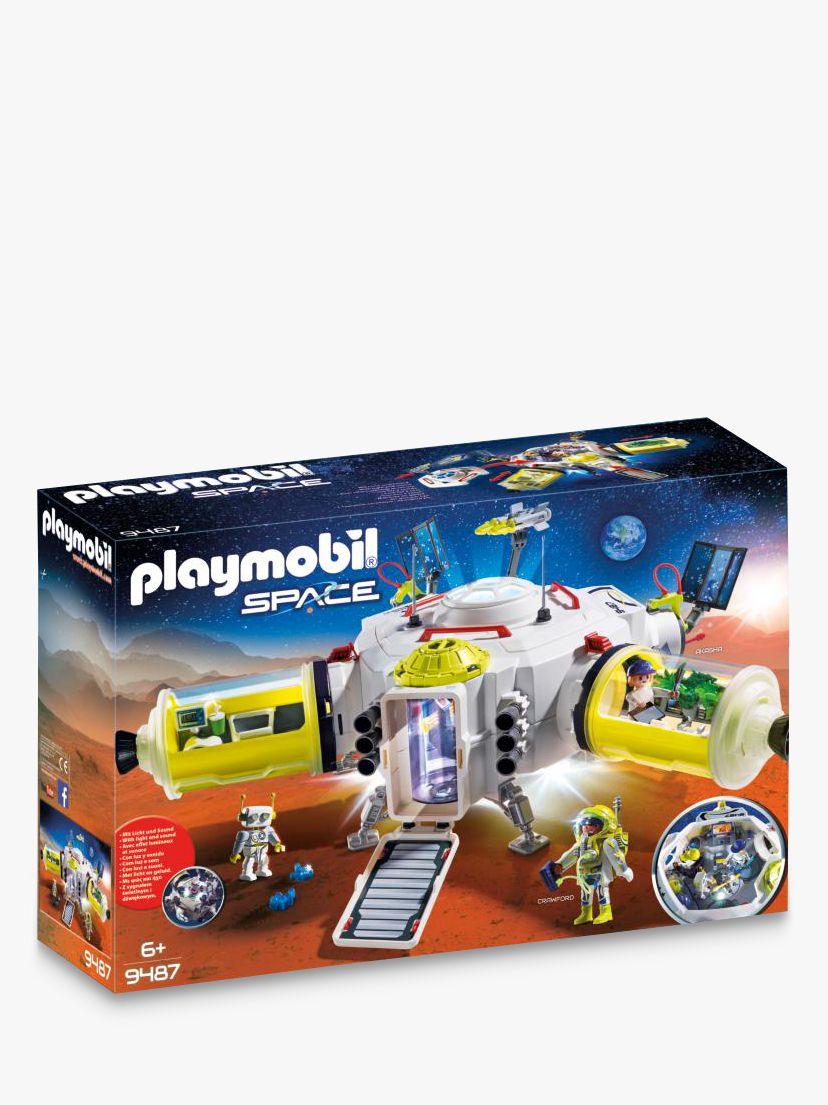 PLAYMOBIL Playmobil Space 9487 Mars Space Station