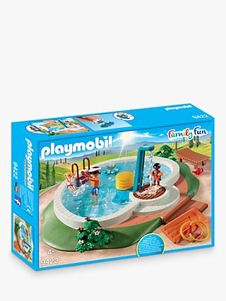 Playmobil Family Fun 9422 Swimming Pool