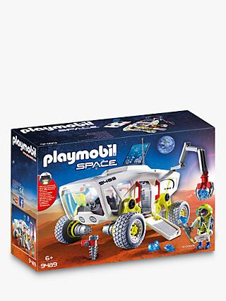 Playmobil Space 9489 Mars Research Vehicle