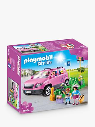 Playmobil Family Fun 9404 Family Car