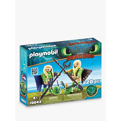 Playmobil Dragons 70042 Ruffnut And Truffnut