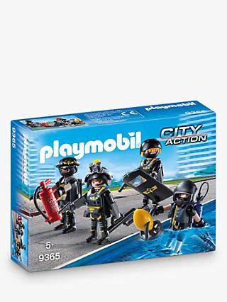 Playmobil City Action 9365 SWAT Team