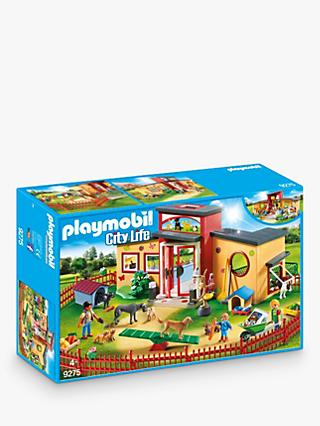 Playmobil City Life 9275 Tiny Paws Pet Hotel