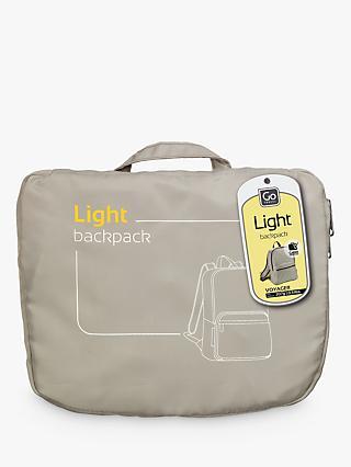 5cb5bee4fbf Go Travel Light Foldaway Backpack