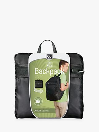 Go Travel Xtra Light Foldaway Backpack, Assorted Colours