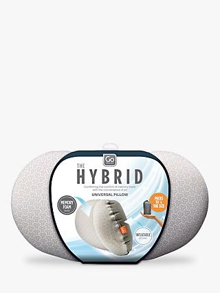Go Travel Hybrid Universal Pillow