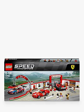 LEGO Speed Champions 75889 Ferrari Ultimate Garage
