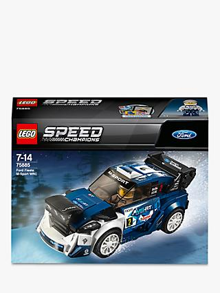 LEGO Speed Champions 75885 Ford Fiesta M-Sport WRC Racing Car