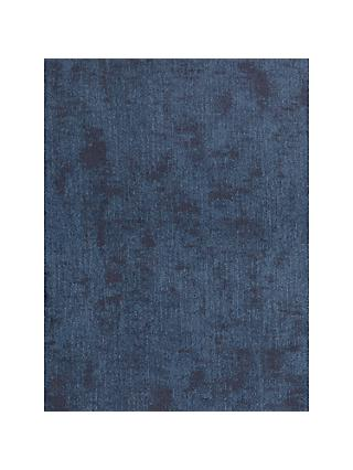 John Lewis & Partners Textured Chenille Made to Measure Curtains, Navy