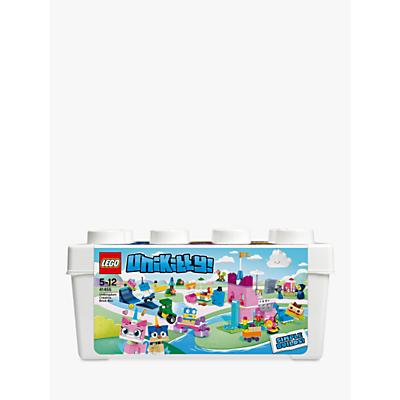 LEGO Unikitty! 41455 Unikingdom Creative Brick Box