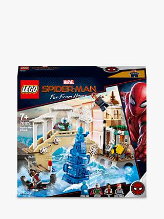 LEGO Marvel Spider-Man 76129 Hydro-Man Attack