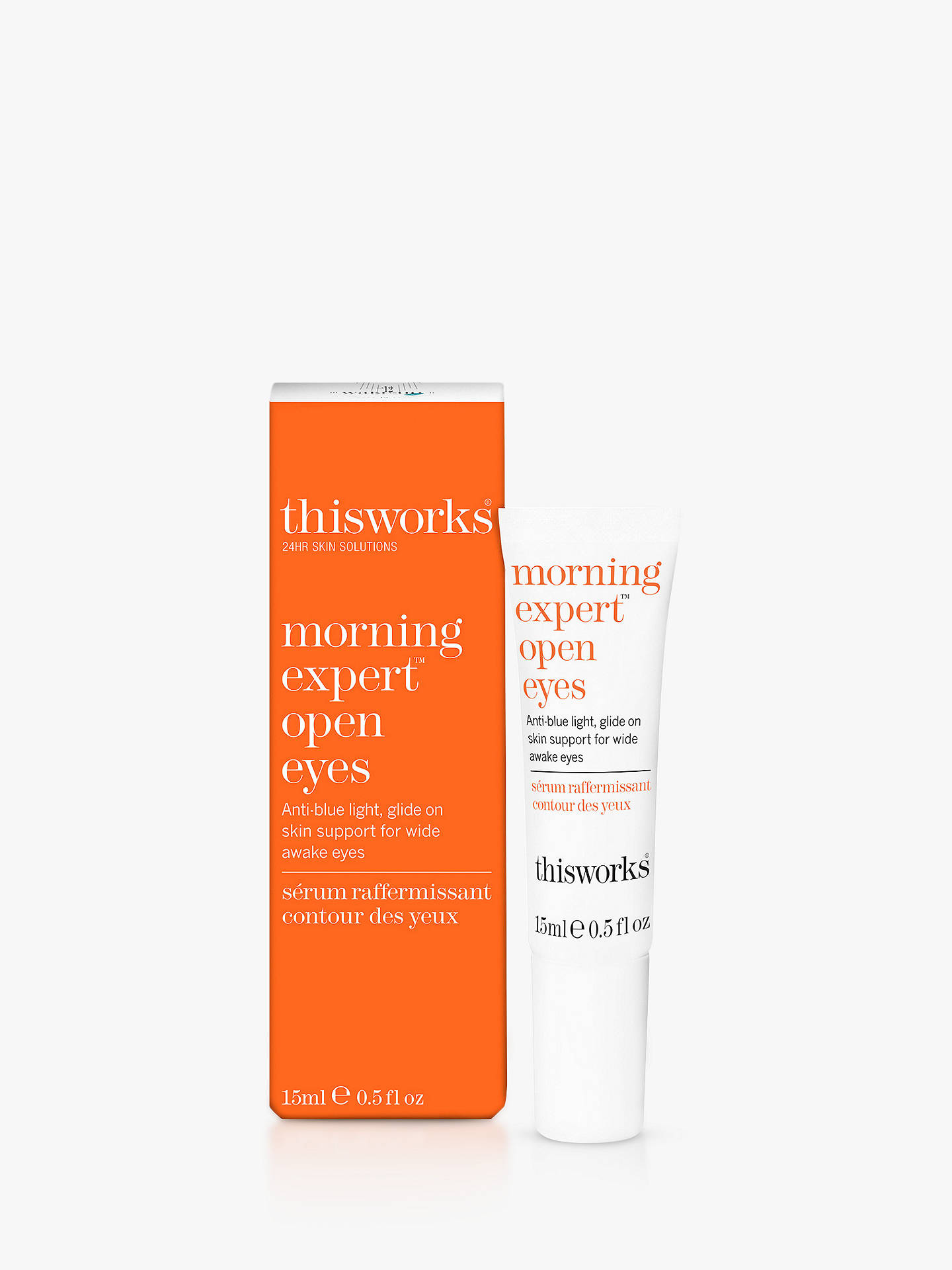 Buy This Works Morning Expert Open Eyes, 15ml Online at johnlewis.com