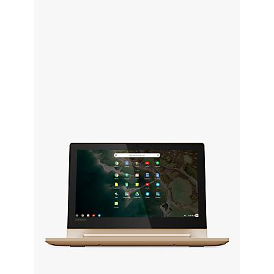 Lenovo Chromebook C330 81HY000AUK Convertible Laptop, 4GB RAM, MediaTek Processor, 64GB eMMC, 11.6