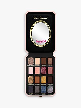 Too Faced Pretty Rich Eyeshadow Palette, Multi