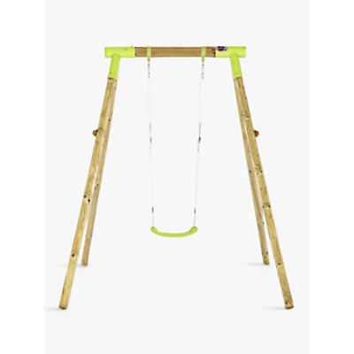 Plum Premium Bush Baby Wooden Single Swing