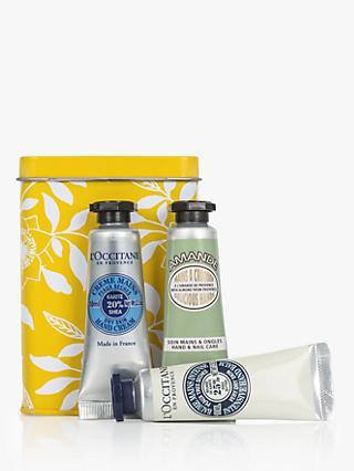 LOccitane Petite Hand Cream Trio Gift Set