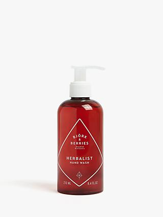 Björk & Berries Herbalist Handwash, 250ml