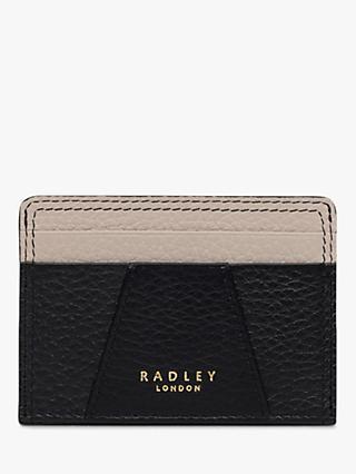 Radley Wood Street Leather Small Card Holder