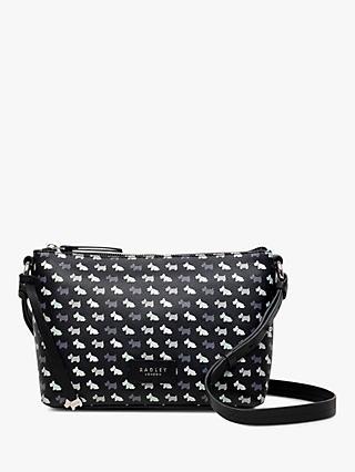 e944419ba8a2 Radley Multi Dog Medium Leather Cross Body Bag