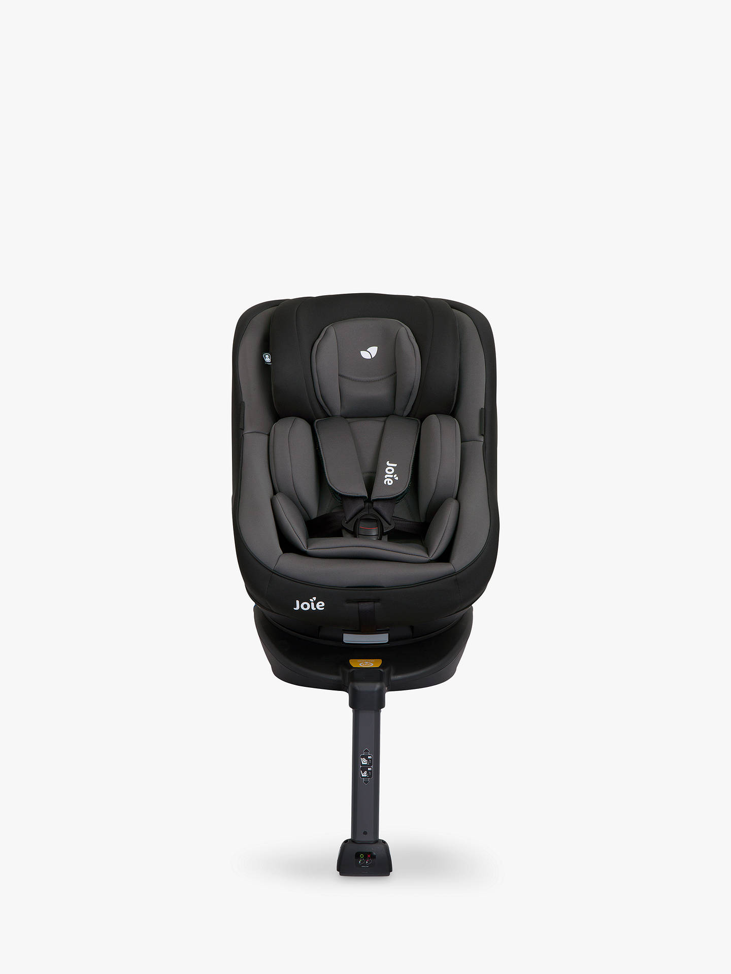 Joie Baby Spin 360 Group 0+/1 Car Seat, Ember at John ...
